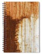 Rust 05 Spiral Notebook