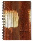 Rust 06 Spiral Notebook
