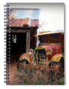 Rusted Classic Spiral Notebook