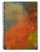 Rusted Nova Spiral Notebook