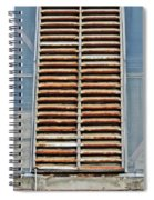 Rusted Shut Spiral Notebook