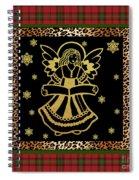 Rustic Christmas-jp3703 Spiral Notebook