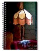 Rustic Elegance Spiral Notebook