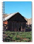 Rustic In Colorado Spiral Notebook