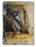 Rustic Interlude Spiral Notebook