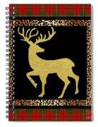 Rustic Woodland-jp3686 Spiral Notebook