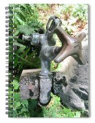 Rustictap Water Spiral Notebook