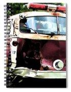 Rusting Alf Spiral Notebook