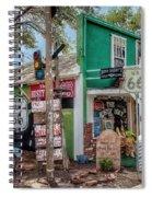 Rusty Bolt Seligman Az Spiral Notebook