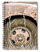 Rusty But Trusty Spiral Notebook
