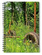 Rusty Object 2 Spiral Notebook