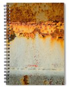 Rusty Peel Spiral Notebook