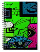 Rutina 2 Spiral Notebook