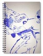 Ryan Vs Ventura Spiral Notebook