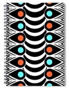 Column Spiral Notebook