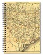 Sc Railroads Spiral Notebook