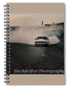S10 Slaying Tires Spiral Notebook
