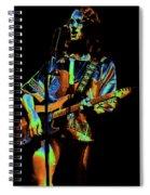 S#33 Enhanced In Cosmicolors Spiral Notebook