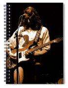 S#37 Enhanced In Amber Spiral Notebook