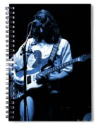 S#37 Enhanced In Blue Spiral Notebook