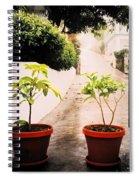 Saba Spiral Notebook