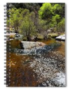 Sabino Creek Spiral Notebook