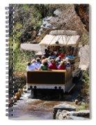 Sabino Shuttle Spiral Notebook