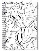 Sabrina Spiral Notebook