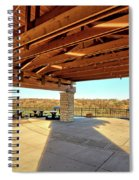 Sac And Fox Wildlife Area Spiral Notebook