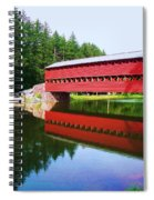 Sachs Bridge Spiral Notebook