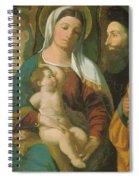 Sacra Conversazione 1520 Spiral Notebook
