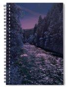 Sacramento River Spiral Notebook