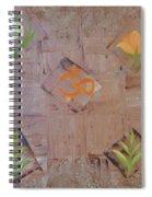 Sacred Aum Spiral Notebook