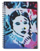 Sacred-beads Meditation Spiral Notebook