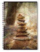 Sacred Cairn Spiral Notebook