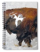 Sacred Gift Spiral Notebook