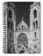 Sacred Heart Cathedral - Newark,new Jersey Spiral Notebook