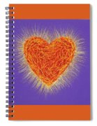 Sacred Heart Spiral Notebook