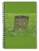 Sacred Memory Spiral Notebook
