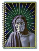 Sacred Native Spiral Notebook