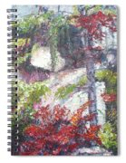 Sacred Peace Spiral Notebook