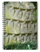Sacred Stone Spiral Notebook