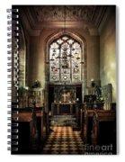 Sacredness  Spiral Notebook