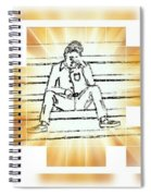 Sad Spiral Notebook