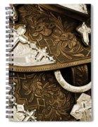 Saddle 1 Spiral Notebook