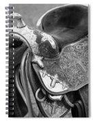 Saddle Spiral Notebook