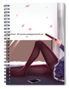 Saekano How To Raise A Boring Girlfriend Spiral Notebook