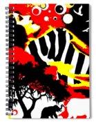 Safari Dreams Spiral Notebook