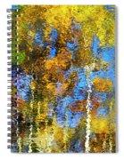 Safari Mosaic Abstract Art Spiral Notebook
