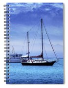 Safe Harbor Spiral Notebook